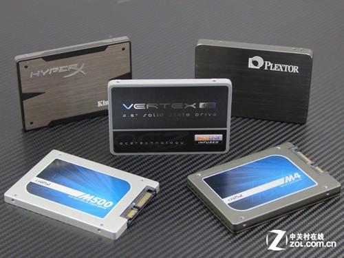 力战四大悍将 OCZ V450 128GB SSD评测