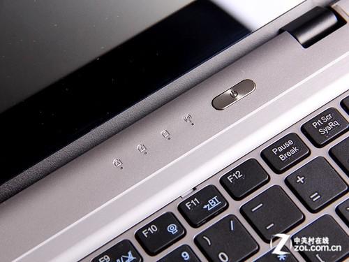 低调的华丽 海尔X1T触控笔记本外观评析