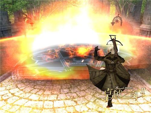 与美服同步《卓越之剑2》布里顿版本上线