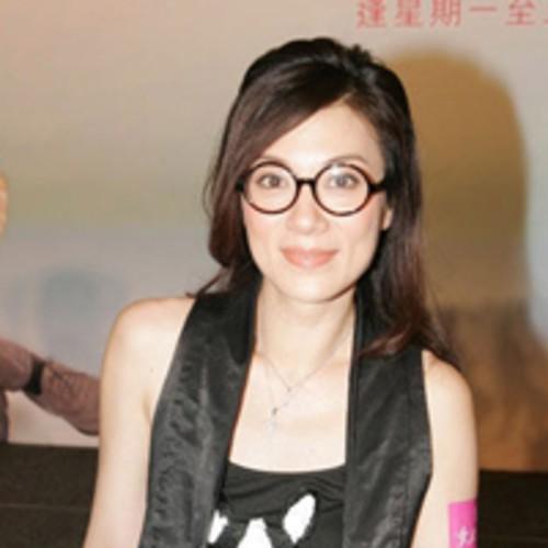 著名香港女演员张可颐qq头像