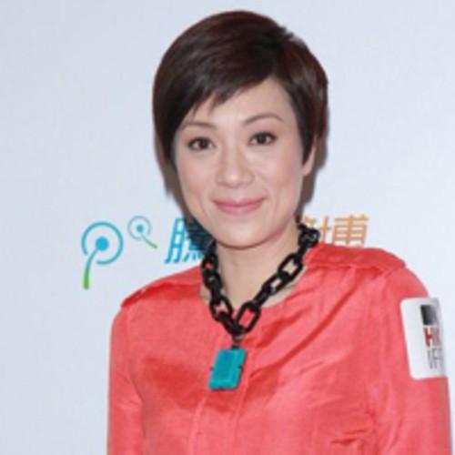 著名香港女演员张可颐qq头像-中关村在线