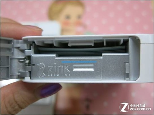 LG Pocket Photo 美女示意使用小教程