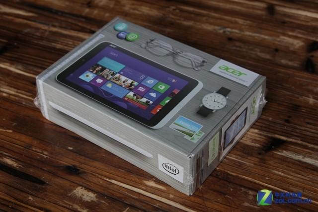 首款小尺寸Win8平板 Acer W3开箱赏析