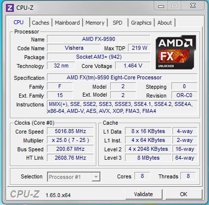 5GHz的超级打桩机 AMD FX-9590完全评测