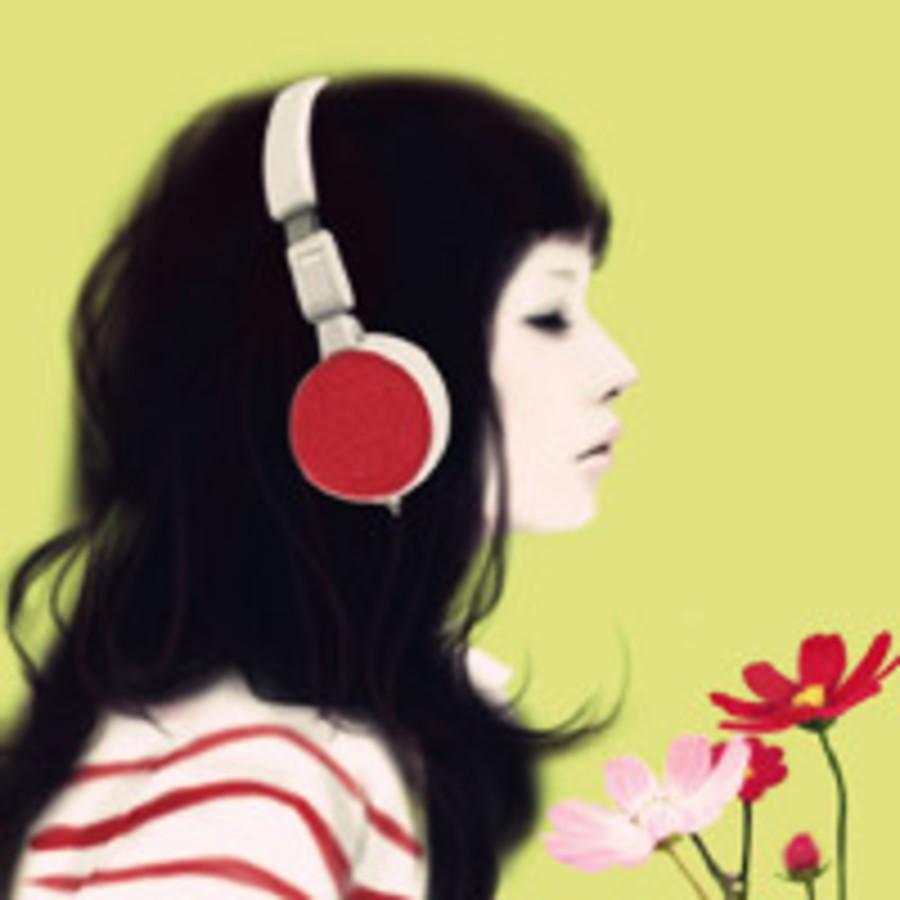 【高清图】 青春时尚美少女卡通qq头像图8