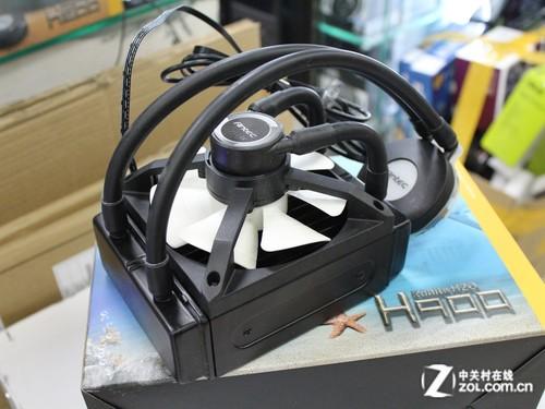 加厚冷排 安钛克H900一体式水冷散热器
