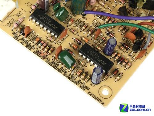 保护芯片和控制芯片