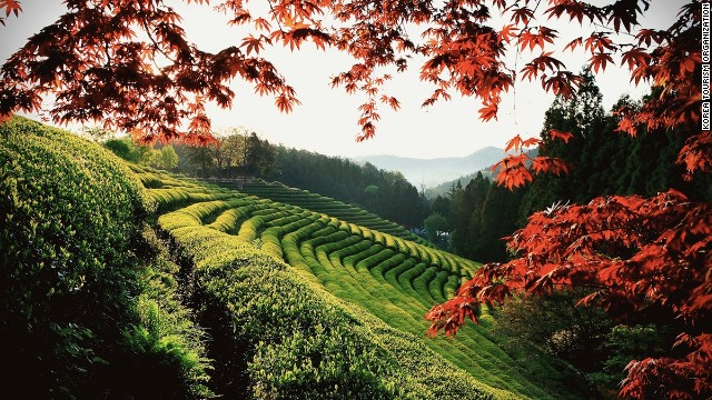 【高清图】 美丽星球 cnn评地球上最美的31处风景图19