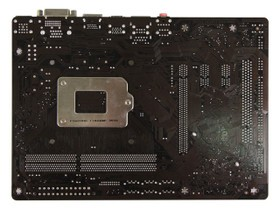 技嘉GA-B85M-HD3背面