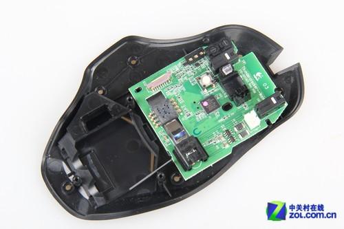 602游戏鼠标电路展示图片