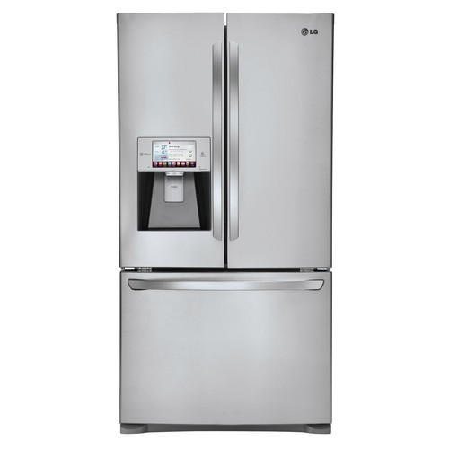 LG高端冰箱亮相IFA,门中门与线性变频压缩机引领创新