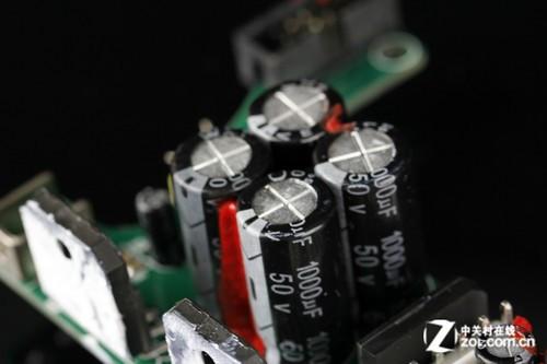 双功放前级电路 hivi惠威t200c拆解评测-中关村在线
