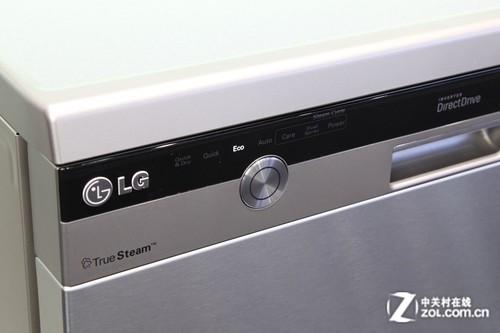 角力新兴厨电 LG首推三款洗碗机新品