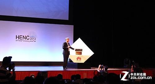 重构网络 敏捷未来 2013华为企业网络大会开幕