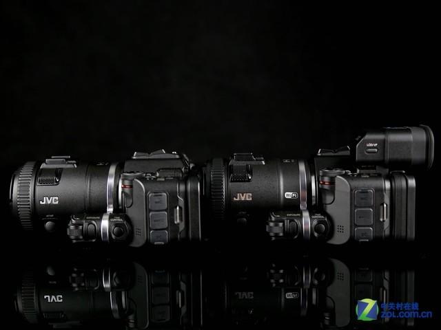 高速摄影典范 JVC P100/PX100对比图赏