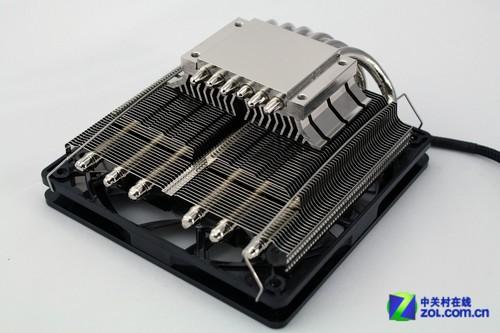 超薄六热管 ID-COOLING IS-60散热器