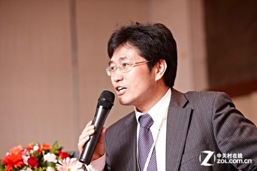 深圳市金宏威技术股份有限公司总裁李俊宝