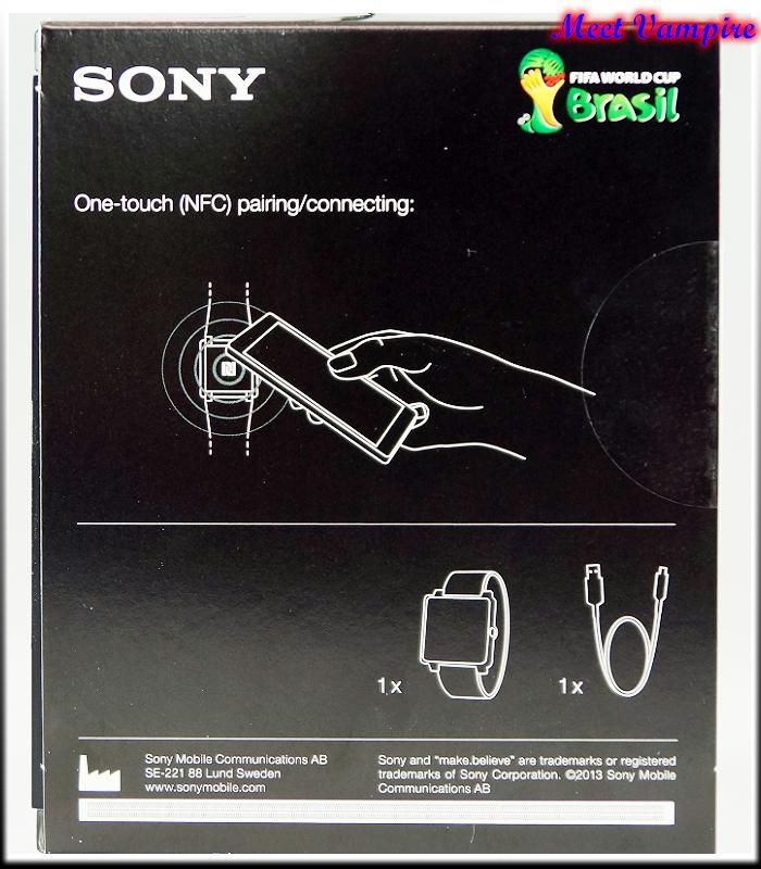 防水 nfc 索尼sw2智能腕表火速开箱 高清图片