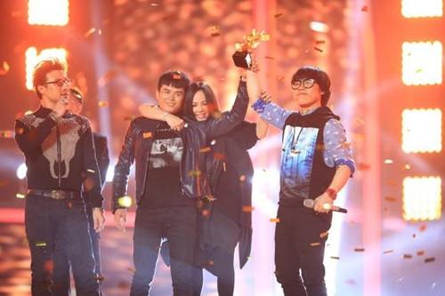飞Young选送学员李琦夺冠 好声音舞台梦想传递