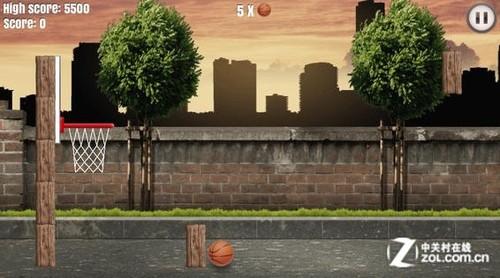 10.11每日佳软推荐:最真实的投篮游戏