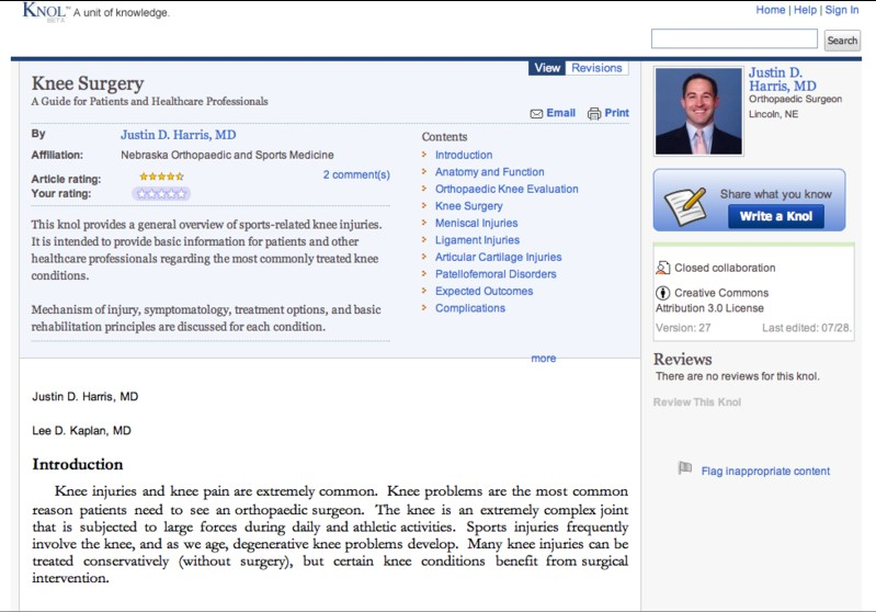 4. 基恩预计,谷歌的Knol谷奥服务,维基百科的竞争对手,会是最后的赢家。结果,谷歌在2012年4月关闭了该项服务。