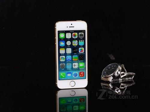 行货最低价 金色苹果iPhone5s仅售4K5