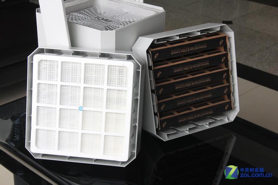 【图】瑞士原装进口 IQAir空气净化器美图赏析