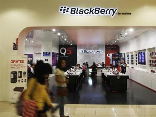 管理层动荡 黑莓公司多名高管相继离职