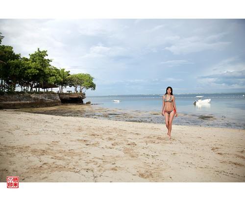 美女菲律宾宿雾岛之旅-中关村在线