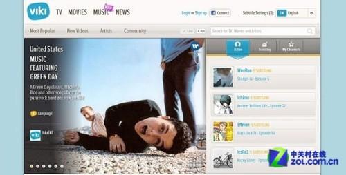 新加坡视频服务Viki与百度建立合作关系