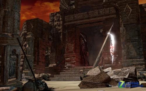 虚幻3引擎ARPG新游《血骑士》高清图赏