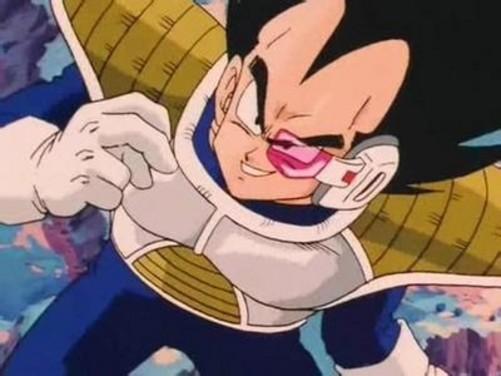 《七龙珠》中角色贝吉塔所佩戴的眼镜有着几分相似