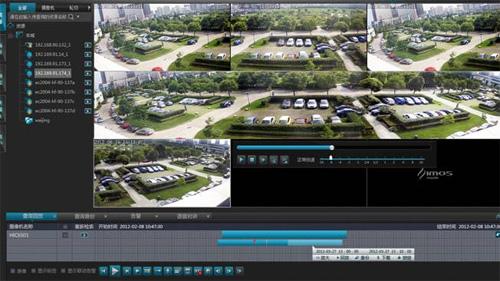 vms视频监控管理(图片来自宇视)