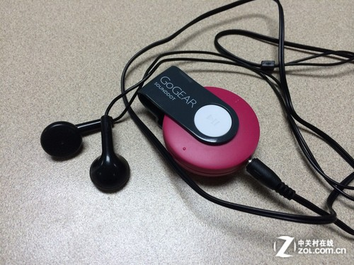 为运动而生 飞利浦GoGEAR运动型MP3评测