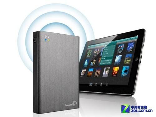 分享最实用 希捷3.0无线移动硬盘促销