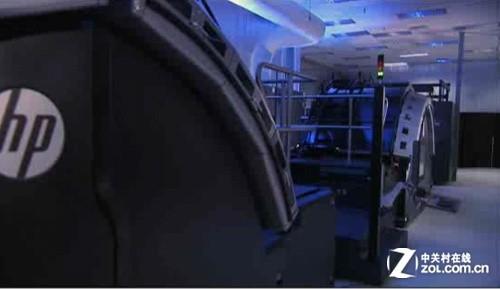 惠普为喷墨轮转印刷机提供更多介质选择