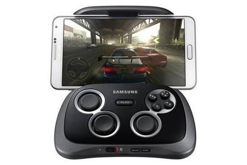 售价483元 三星手机专用游戏手柄亮相_键鼠新