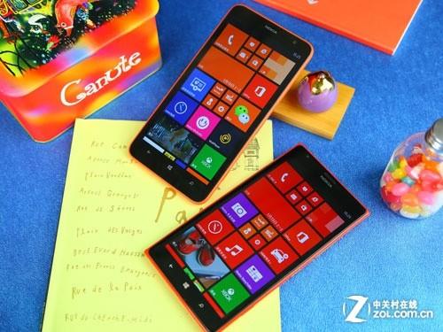 2500元差在哪 诺基亚Lumia1520/1320对比