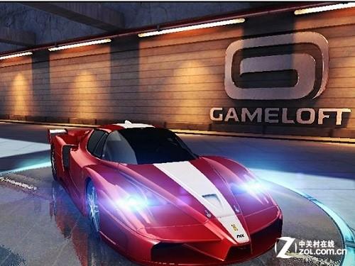 Gameloft加入全屏模式 狂野飙车8先试水