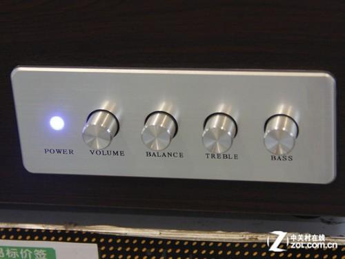 加入均衡调节模式 三诺2.1音箱280元