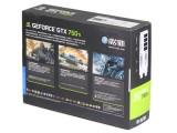影驰GTX750Ti配件及其它