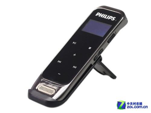 超薄精致外觀 飛利浦VTR6600錄音筆評測