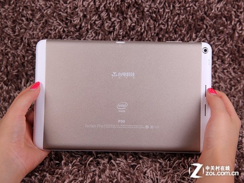 千元以内最出色平板 台电P90评测体验