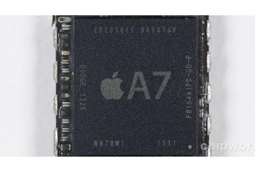 苹果A7处理器解析:媲美英特尔桌面CPU?