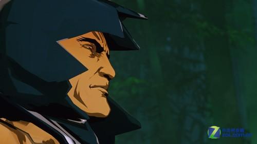 《剑勇传奇:忍者龙剑传Z》游戏图赏
