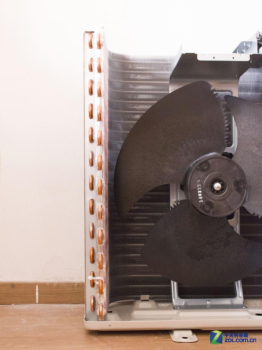 三菱重工srfgc50hvbg空调空调采用了整体外壳设计,空调室外机采用三扇