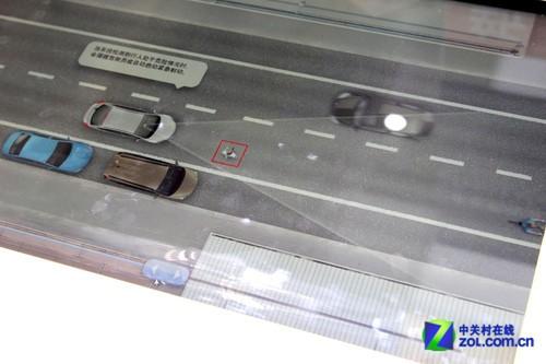 引领未来科技 博世展示车载系统多重性