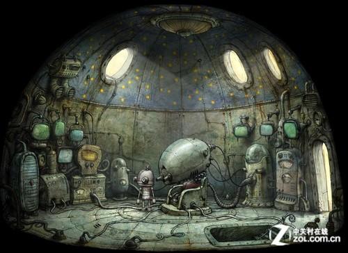 开启冒险之旅 机械迷城登陆Win8.1商店