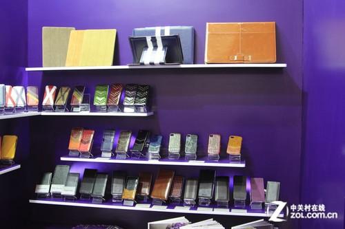 TETDED真皮类产品在香港春季电子展登场