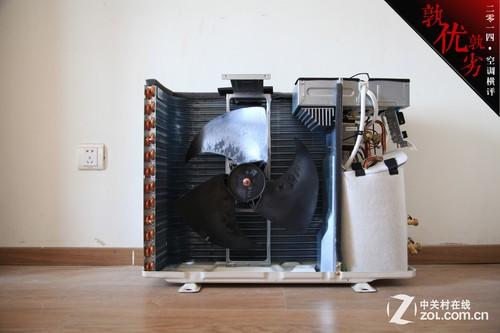 高效率vs稳定性 tcl格兰仕变频空调对决 原创图片